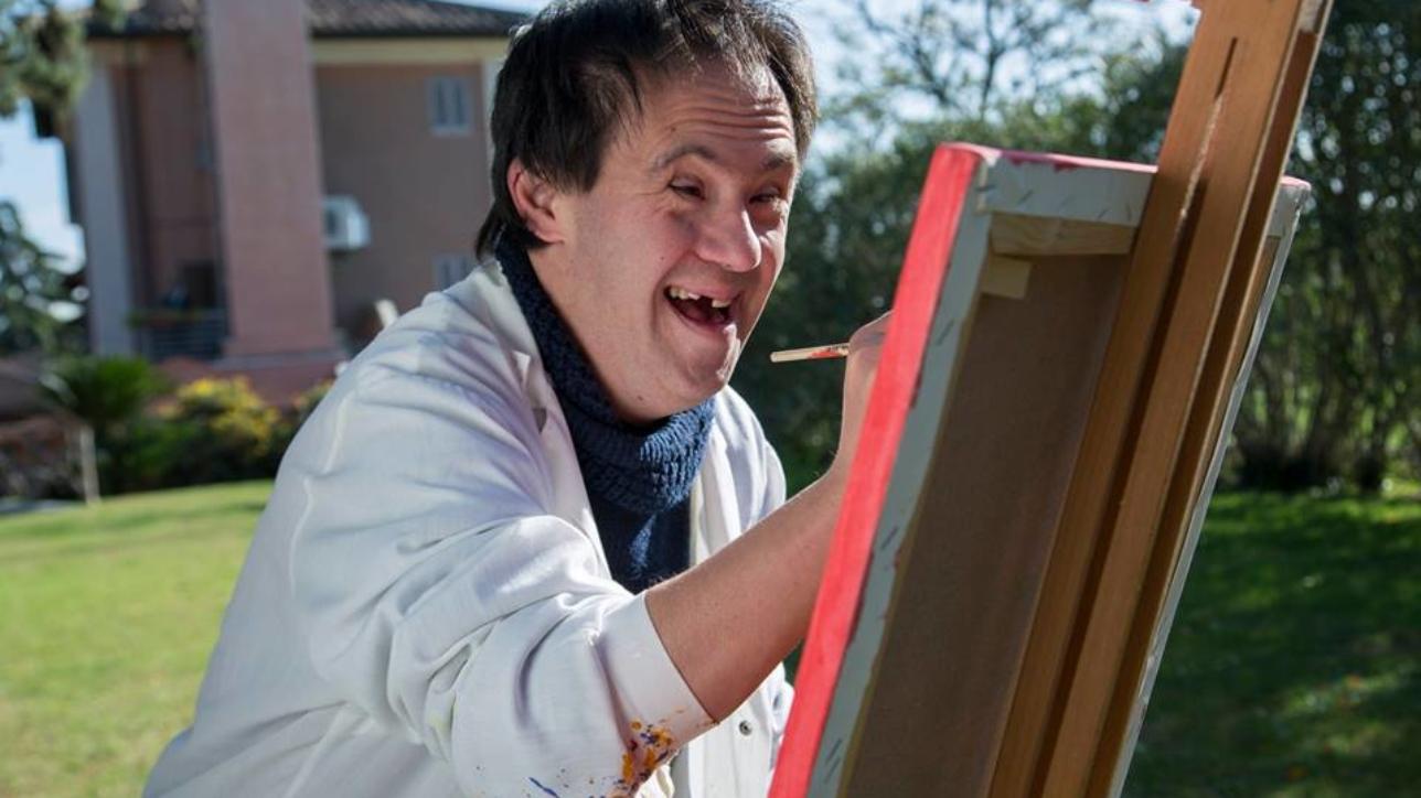 Arte Creatività Pittura Fondazione Noi Per Loro Onlus